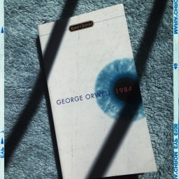 January Reading Challenge: 1984 by George Orwell