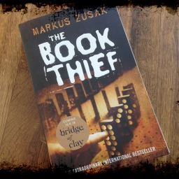 February BookClub: The Book Thief by Markus Zusak