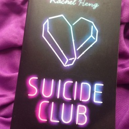 May BookClub: Suicide Club by Rachel Heng