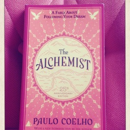 June BookClub: The Alchemist by Paulo Coelho