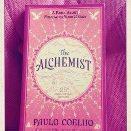 June BookClub: The Alchemist by Paulo Coelho