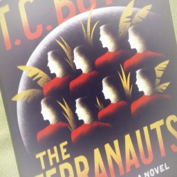 May Reading Challenge: The Terranauts by T.C.Boyle
