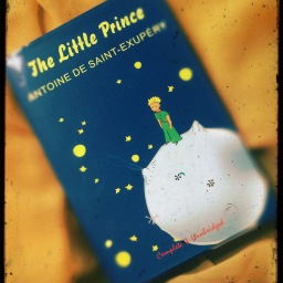 August Reading Challenge: The Little Prince by Antoine de Saint-Exupéry