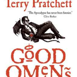 September Reading Challenge: Good Omens by Terry Pratchett and Neil Gaiman