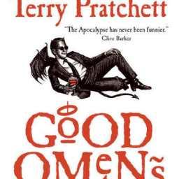 September Reading Challenge: Good Omens by Terry Pratchett and Neil Gaiman