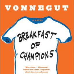 Book Club November: Breakfast of Champions by Kurt Vonnegut