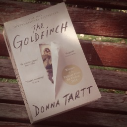 October Reading Challenge: The Goldfinch by Donna Tartt