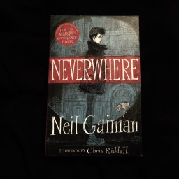 December Reading Challenge: Neverwhere by Neil Gaiman