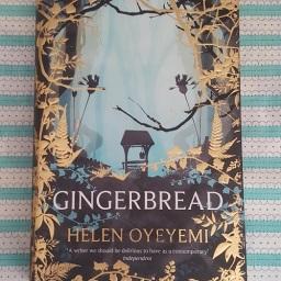February 2020 Reading Challenge: Gingerbread by Helen Oyeyemi