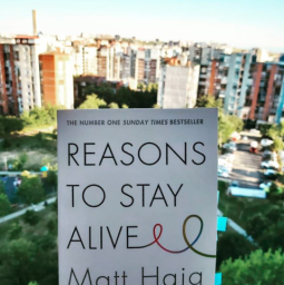 July 2020 Reading Challenge: Reasons to Stay Alive by Matt Haig
